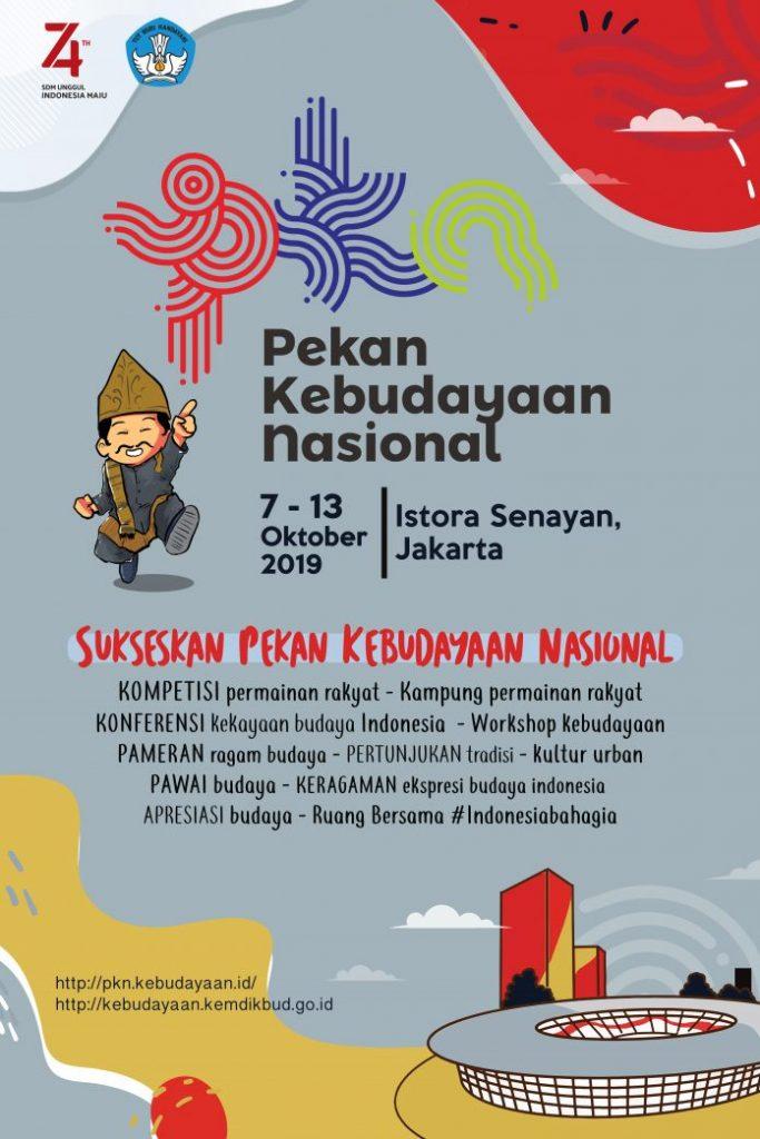 Penggarit Menjadi Salah Satu Peserta PKN di Jakarta Oktober Mendatang